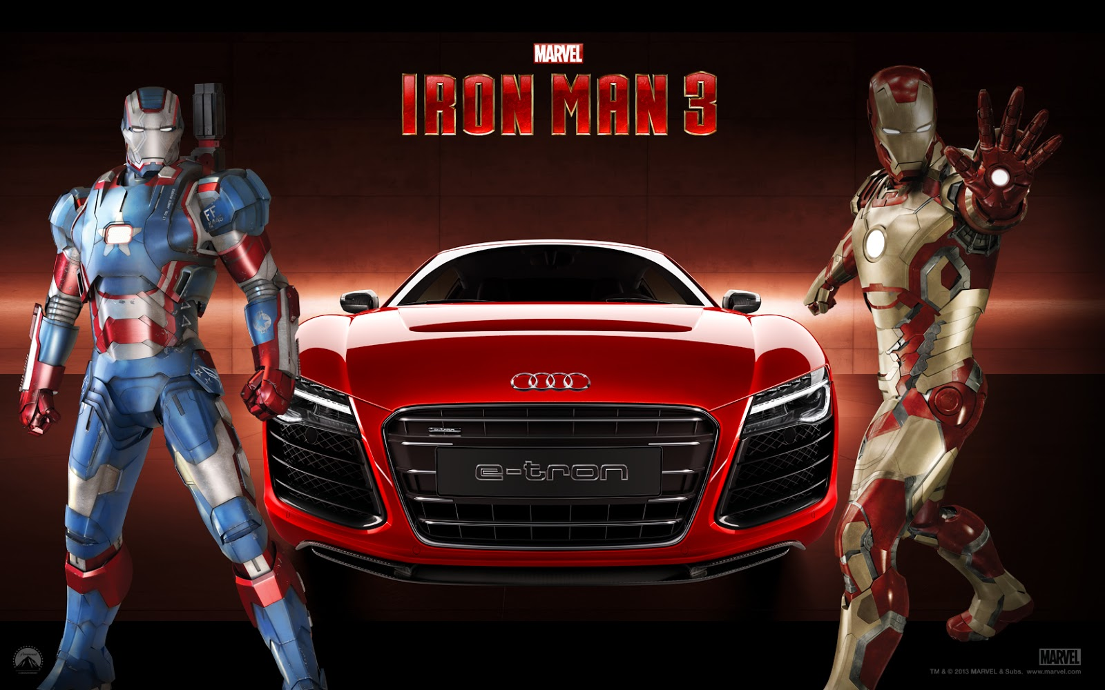 R86 Iron Man